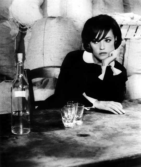 DIARY OF A CHAMBERMAID, Jeanne Moreau, 1964